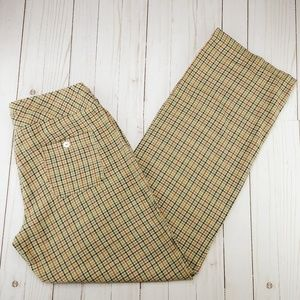 Sundance | NEW Softest Plaid Gigi Wide Leg Pants